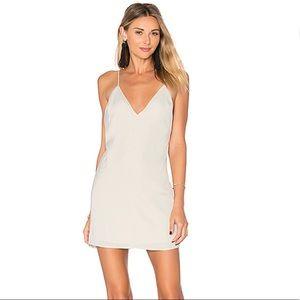 NWT Lovers + Friends Mini Slip Dress Opal Size XL